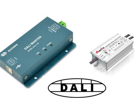 DALI outdoor LED driver